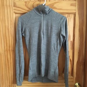 Icebreaker body fit 260 1/4 zip pullover